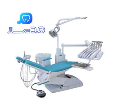 یونیت دندانپزشکی ملورین مدل TGL 3000 شلنگ از بالا